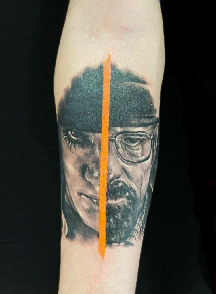 Crazy Needles, tatoueur sur Annemasse (74)