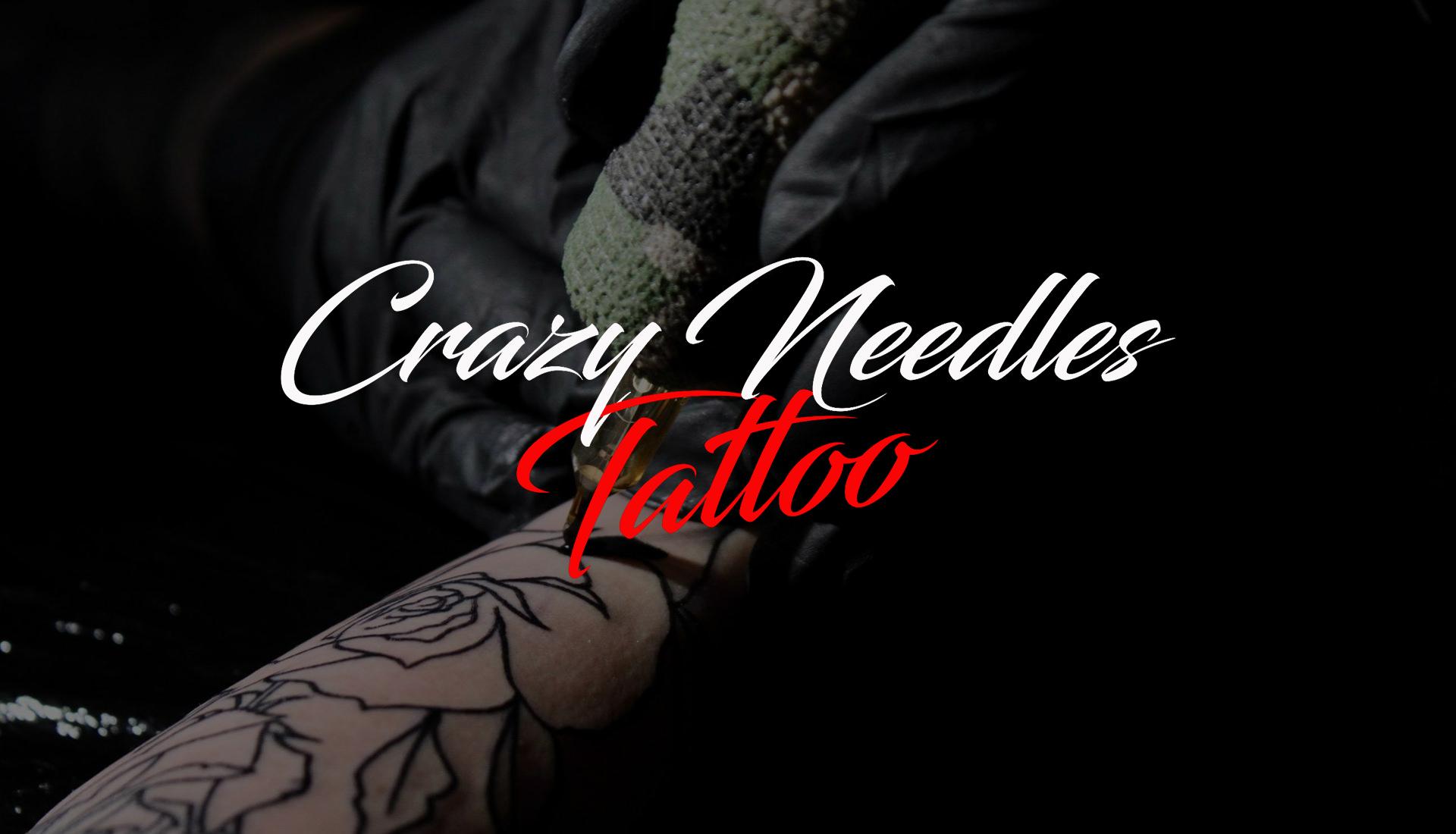 Crazy Needles | Un tatoueur de confiance sur Annemasse (74)